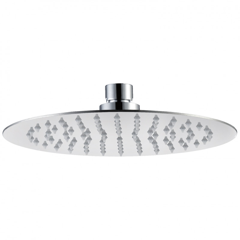 Culindric slim shower head