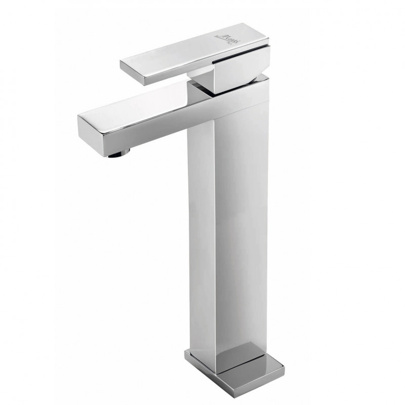 High basin mixer